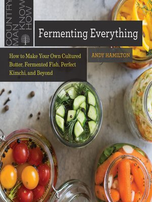 cover image of Fermenting Everything