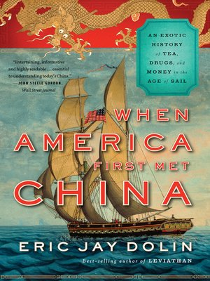 cover image of When America First Met China