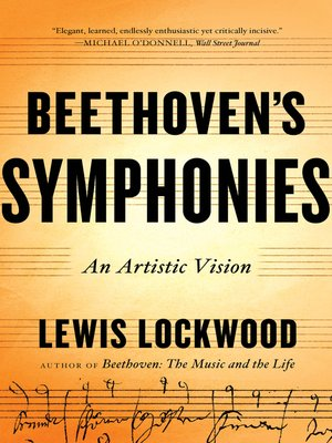 cover image of Beethoven's Symphonies