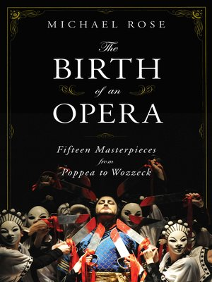 cover image of The Birth of an Opera