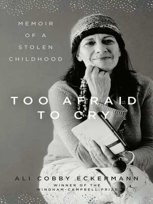 cover image of Too Afraid to Cry