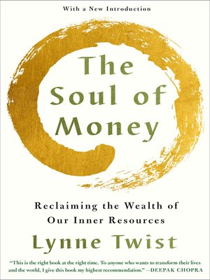 cover image of The Soul of Money