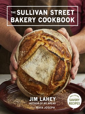cover image of The Sullivan Street Bakery Cookbook