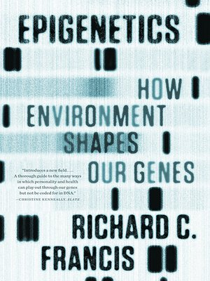 cover image of Epigenetics