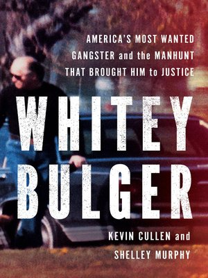 cover image of Whitey Bulger