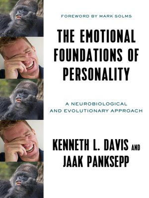 cover image of The Emotional Foundations of Personality