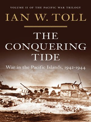 cover image of The Conquering Tide