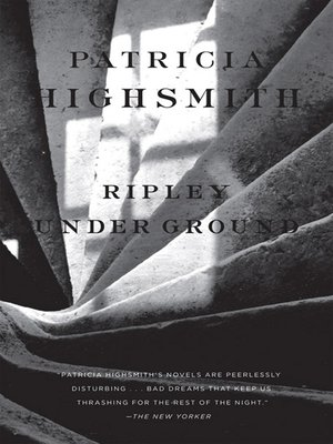 cover image of Ripley Under Ground