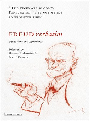 cover image of Freud Verbatim