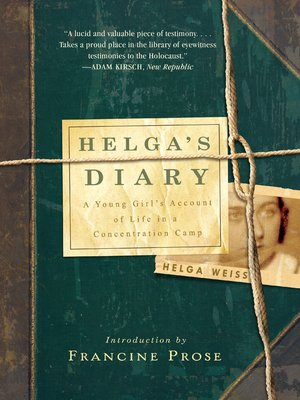 cover image of Helga's Diary