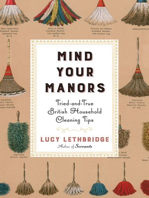 cover image of Mind Your Manors