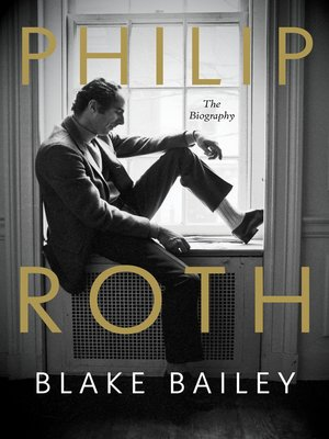 cover image of Philip Roth