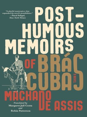 cover image of Posthumous Memoirs of Brás Cubas