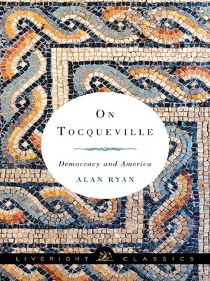 cover image of On Tocqueville