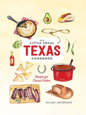 cover image of Little Local Texas Cookbook