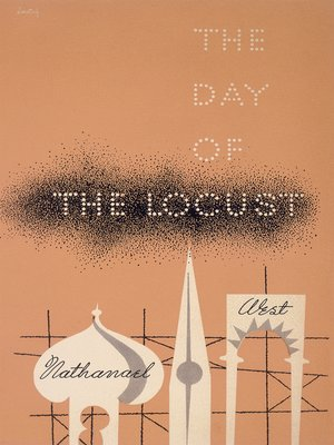 cover image of The Day of the Locust
