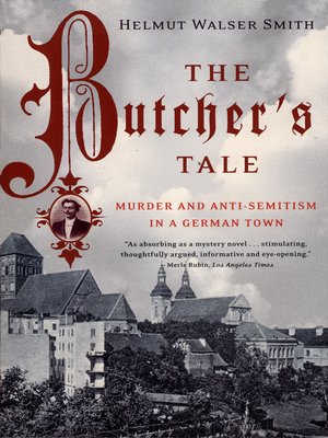 cover image of The Butcher's Tale