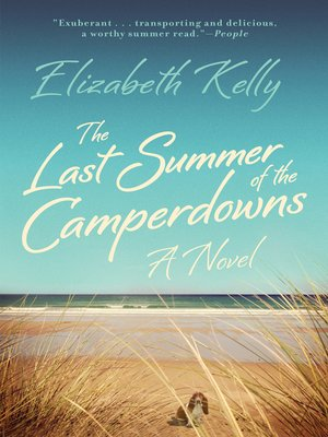 cover image of The Last Summer of the Camperdowns