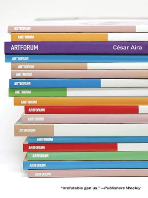 cover image of Artforum