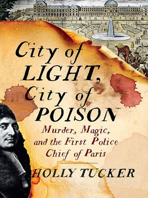 cover image of City of Light, City of Poison