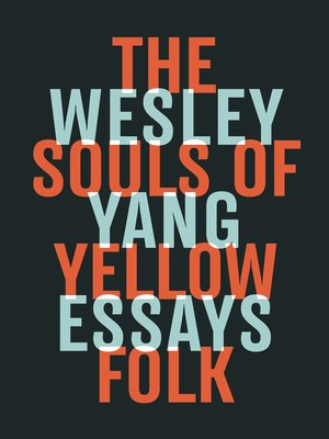 cover image of The Souls of Yellow Folk