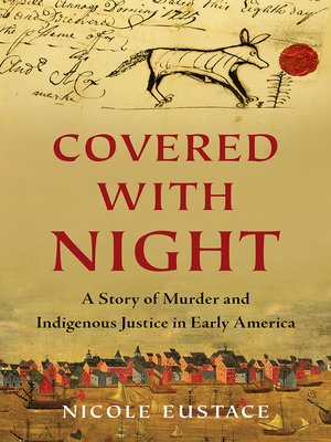 cover image of Covered with Night
