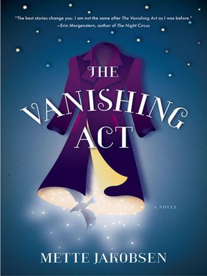 cover image of The Vanishing Act