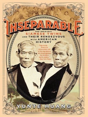 cover image of Inseparable