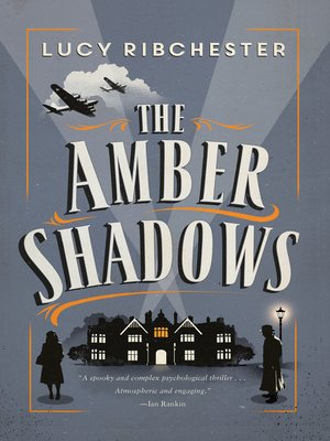 cover image of The Amber Shadows