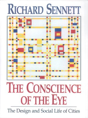 cover image of The Conscience of the Eye