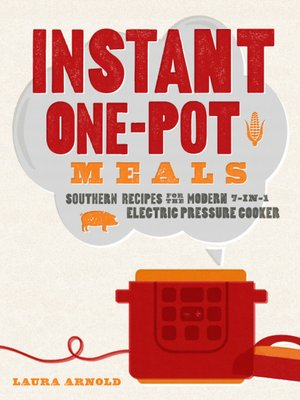 cover image of Instant One-Pot Meals