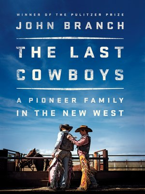 cover image of The Last Cowboys