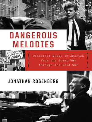 cover image of Dangerous Melodies