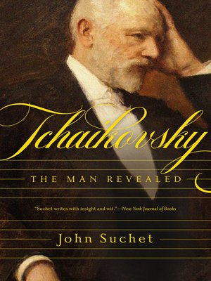 cover image of Tchaikovsky