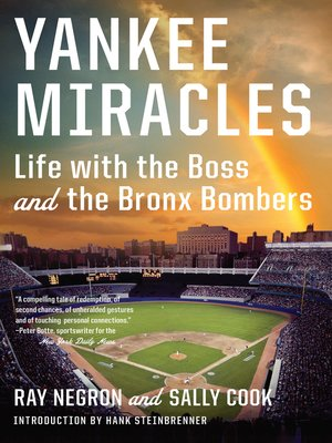 cover image of Yankee Miracles