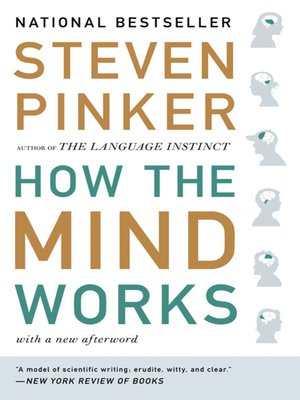 cover image of How the Mind Works
