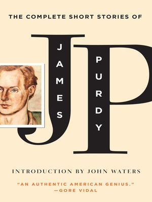 cover image of The Complete Short Stories of James Purdy