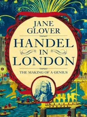cover image of Handel in London