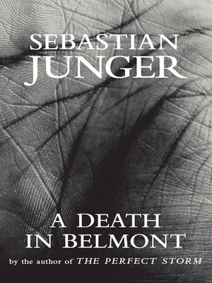 cover image of A Death in Belmont