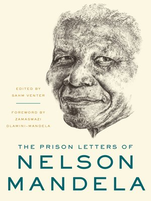 cover image of The Prison Letters of Nelson Mandela