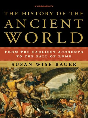 cover image of The History of the Ancient World