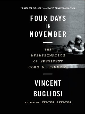 cover image of Four Days in November