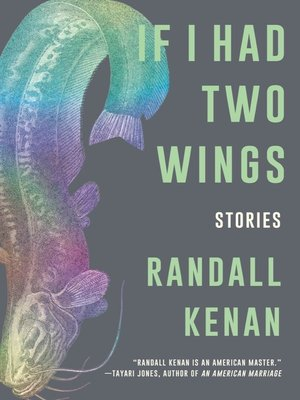 cover image of If I Had Two Wings