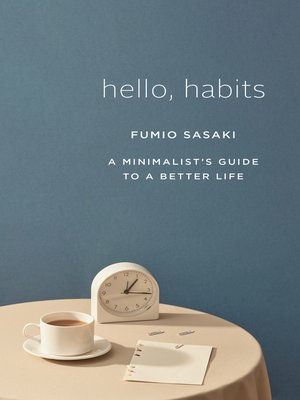 cover image of Hello, Habits