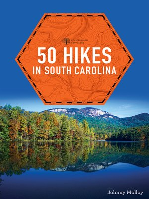 cover image of 50 Hikes in South Carolina