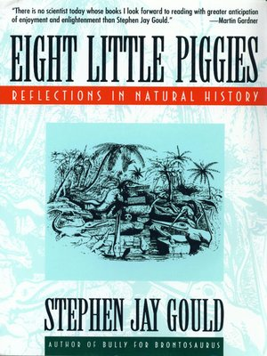 cover image of Eight Little Piggies
