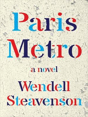 cover image of Paris Metro