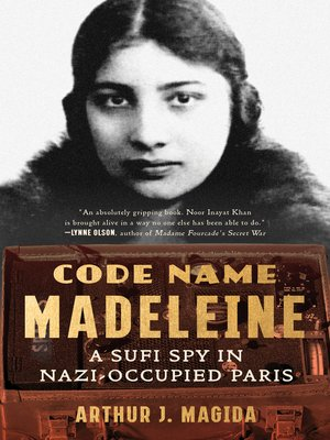 cover image of Code Name Madeleine