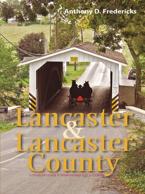 cover image of Lancaster and Lancaster County