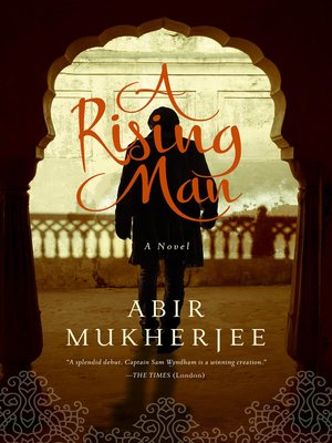 cover image of A Rising Man